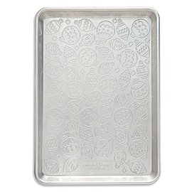 Nordic Ware Nordic Ware Holiday Ornament Embossed Half Sheet & Serving Tray