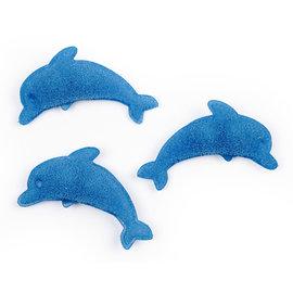 RSVP RSVP Bottle Cleaning Sponge Set of 3, dolphins