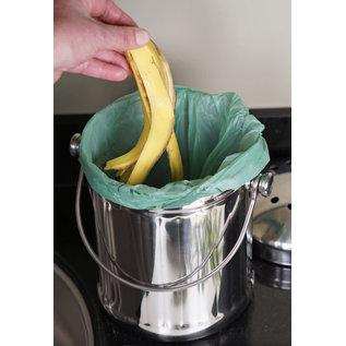RSVP RSVP Biobags for Compost Pails 50 count 1 Gallon/6 L