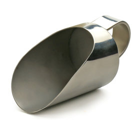RSVP RSVP Endurance Stainless Steel Vintage Mini Scoop 1/3 Cup