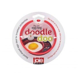 Harold Import Company Inc. HIC Jo!e Doodle Doo Silicone Egg Ring
