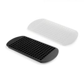 Harold Import Company Inc. HIC Ice Cube Tray Silicone Mini set of 2