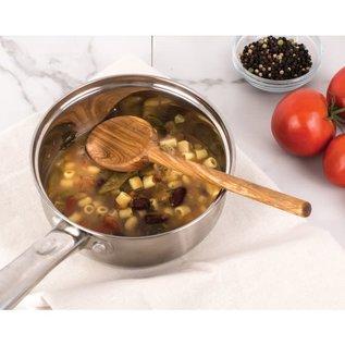 Harold Import Company Inc. HIC Eddington's Italian Olive Wood Spoon 10 inch