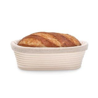 Harold Import Company Inc. HIC Mrs. Anderson's Oval Brotform Bread-Proofing Basket