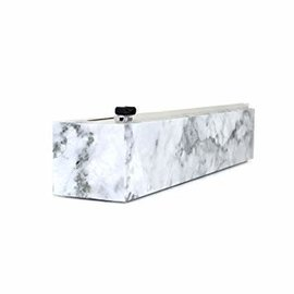 Chic Wrap Chic Wrap Plastic Wrap Dispenser Carrara Marble