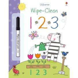 Usborne Usborne Wipe-Clean 1-2-3