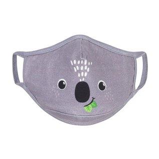 ZOOCCHiNi ZOOCCHiNi Organic Reusable Face Masks for Kids 3+ yr Multi 3 pc Set Dog