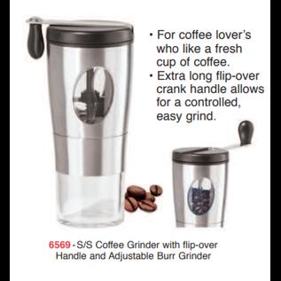 OGGI OGGI Stainless Steel Coffee Grinder