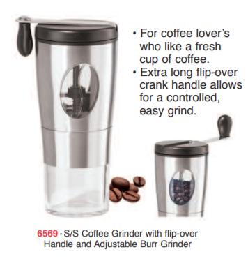 Oggi Stainless Steel Coffee Grinder Murphy S Department Store