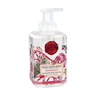 Michel Design Works Michel Design Works Foaming Hand Soap Peppermint