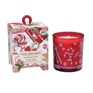 Michel Design Works Michel Design Works Soy Wax Candle 6.5 oz Peppermint