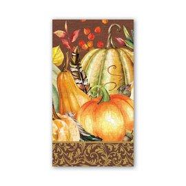 Michel Design Works Michel Design Works Hostess Napkin Sweet Pumpkin
