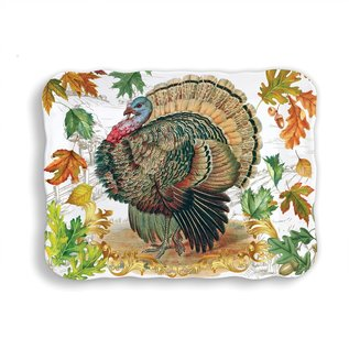 Michel Design Works Michel Design Works Melamine Serveware Cookie Tray Fall Harvest
