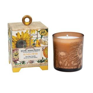 Michel Design Works Michel Design Works Soy Wax Candle 6.5 oz Sunflower