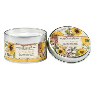 Michel Design Works Michel Design Works Travel Candle Sunflower