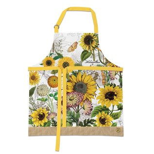 Michel Design Works Michel Design Works Chef Apron Sunflower