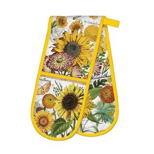 Michel Design Works Michel Design Works Double Oven Glove Sunflower
