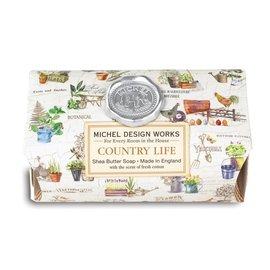 Michel Design Works Michel Design Works Bath Soap Bar Country Life