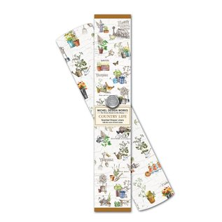 Michel Design Works Michel Design Works Scented Drawer Liners Country Life