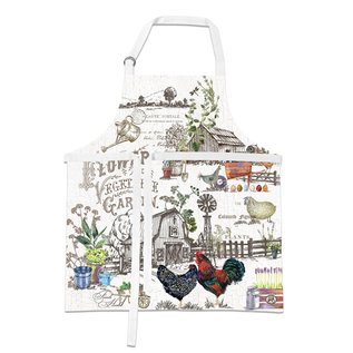 Michel Design Works Michel Design Works Chef Apron Country Life