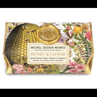 Michel Design Works Michel Design Works Bath Soap Bar Honey & Clover
