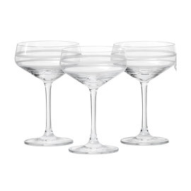 Custom Crafthouse Schott Zwiesel Tritan Coupe Cocktail 8.8 oz