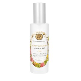 Michel Design Works Michel Design Works Linen Spray Honey & Clover