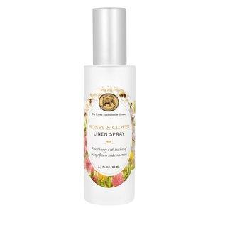 Michel Design Works Michel Design Works Linen Spray Honey & Clover