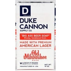 Duke Cannon Supply Co Duke Cannon Big Ass Beer Soap