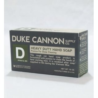 Duke Cannon Supply Co Duke Cannon Heavy Duty Hand Soap