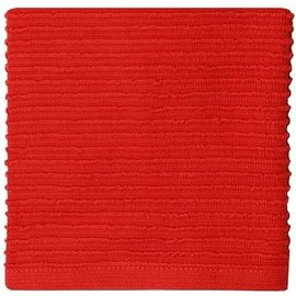 MUkitchen MUkitchen Ridged Cotton Dish Cloth Ruby