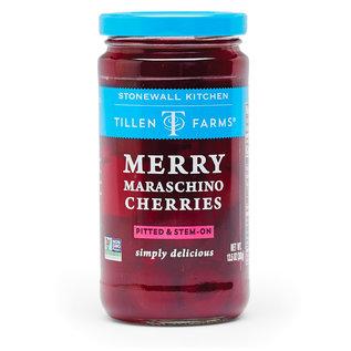 Tillen Farms Stonewall Kitchen Tillen Farms Merry Maraschino Cherries