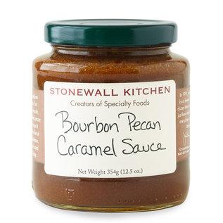 Stonewall Kitchen Stonewall Kitchen Bourbon Pecan Caramel Sauce