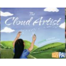 The Roadrunner Press The Cloud Artist by Sherri Maret hardcover