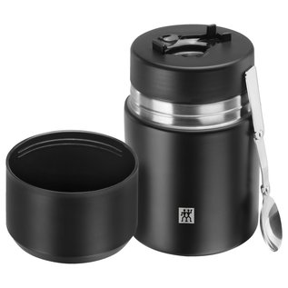 Zwilling J.A. Henckels Zwilling Thermo Food Jar stainless steel 23.6 oz Matte Black