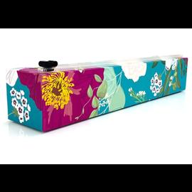 Chic Wrap Chic Wrap Plastic Wrap Dispenser Spring Flowers
