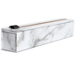 Chic Wrap Chic Wrap Aluminum Foil Dispenser Carrara Marble