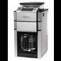 Jura Capresso Jura Capresso CoffeeTEAM PRO Plus Coffee Maker 10 Cup with Glass Carafe & Conical Burr Grinder