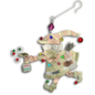 Pilgrim Imports Pilgrim Imports 2020 Limited Edition Ornament Sanitizing Elf CLOSEOUT