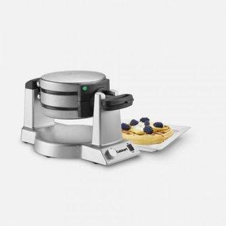 Cuisinart Cuisinart Double Belgian Waffle Maker, Round WAF-F20P1