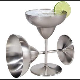 OGGI OGGI Stainless Steel Margarita Goblets 12 oz Set of 2