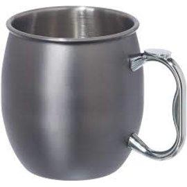 OGGI OGGI Moscow Mule Mug Stainless Steel with Slate Finish 20 oz