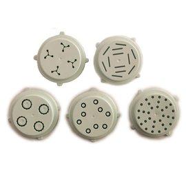 Norpro Norpro Pasta Attachments for #151 Pasta Maker 5 pc Set