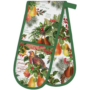 Michel Design Works Michel Design Works Double Oven Glove In A Pear Tree