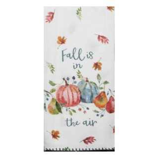 Kay Dee Designs Time to Share Embroidered Flour Sack Towel SPECIAL BUY