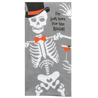 Kay Dee Designs Here for Boos Dual Purpose Terry Towel SPECIAL BUY