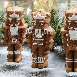 Nordic Ware Nordic Ware Nutcracker Sweets Cakelet Pan