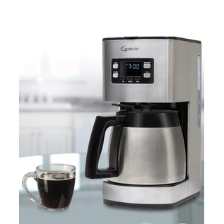 Jura Capresso Jura Capresso ST300 Coffee Maker 10 Cup Stainless Steel withThermal Carafe