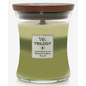 WoodWick Candle WoodWick Candle Medium Trilogy Garden Oasis