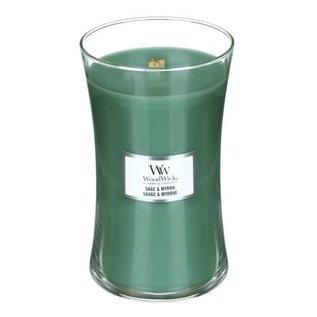 WoodWick Candle WoodWick Candle Large Sage & Myrrh